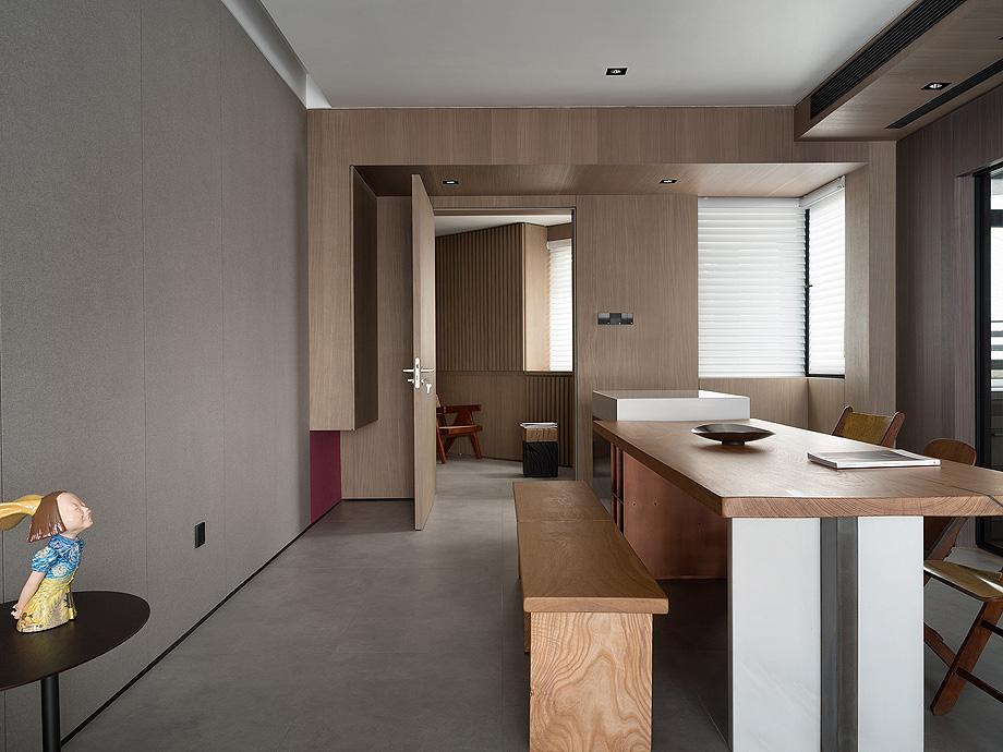 vivienda de guangzhou de spring design office - foto you hongxiang (8)