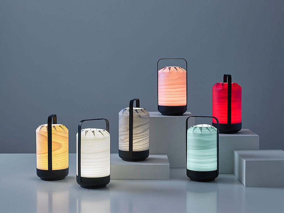 7. lampara portatil mini chou de yonoh para lzf lamps