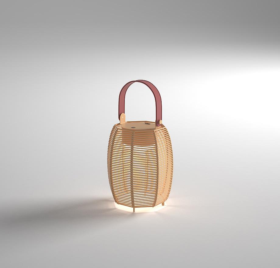 8. lampara portatil tanit de gonzalo mila para bover