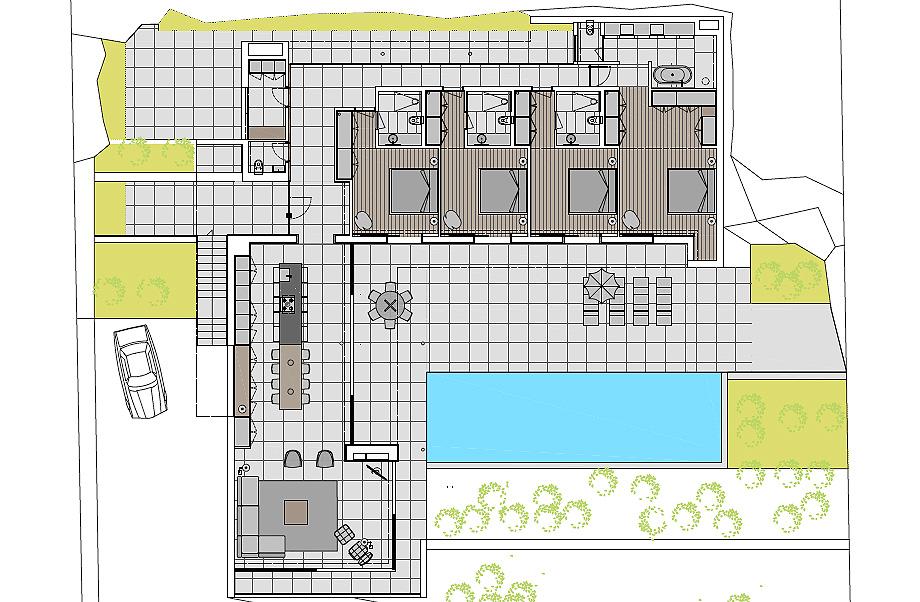 casa bn2 en mallorca de jorge bibiloni y lmpv (16) - foto plano