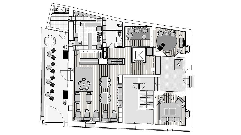 casa grande hotel de francesc rife (22) - plano