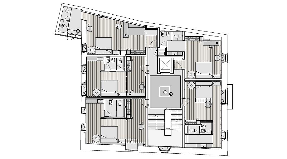 casa grande hotel de francesc rife (23) - plano