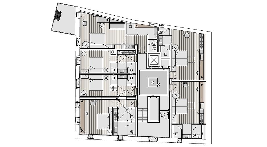 casa grande hotel de francesc rife (24) - plano