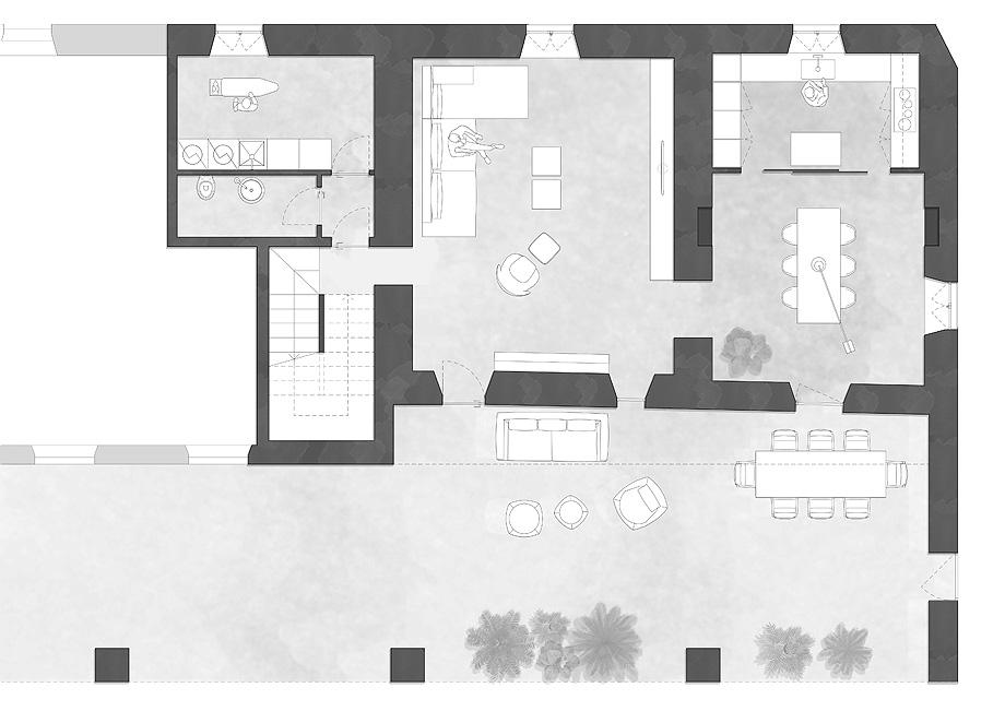 casa nidi de zda zupelli design architettura (18) - plano