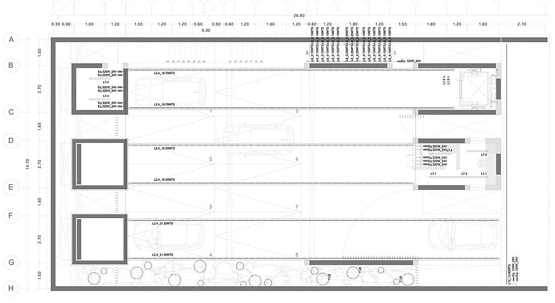 tevila en polanco de cherem arquitectos (11) - plano
