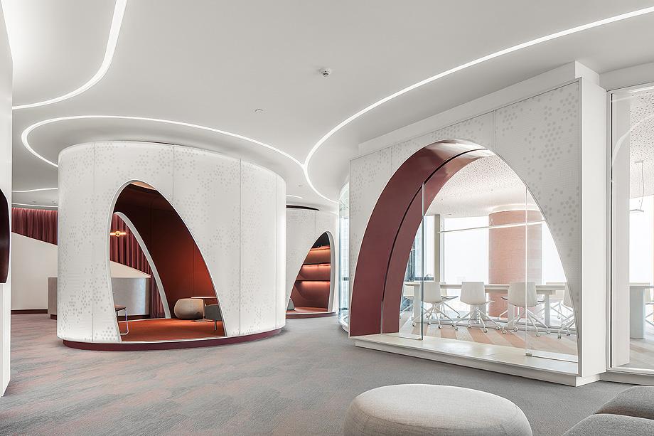 oficinas de new silk road de dang ming (1) - foto tan xiao