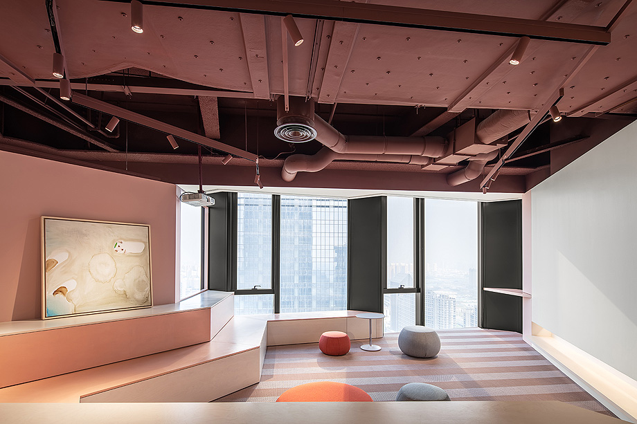 oficinas de new silk road de dang ming (11) - foto tan xiao