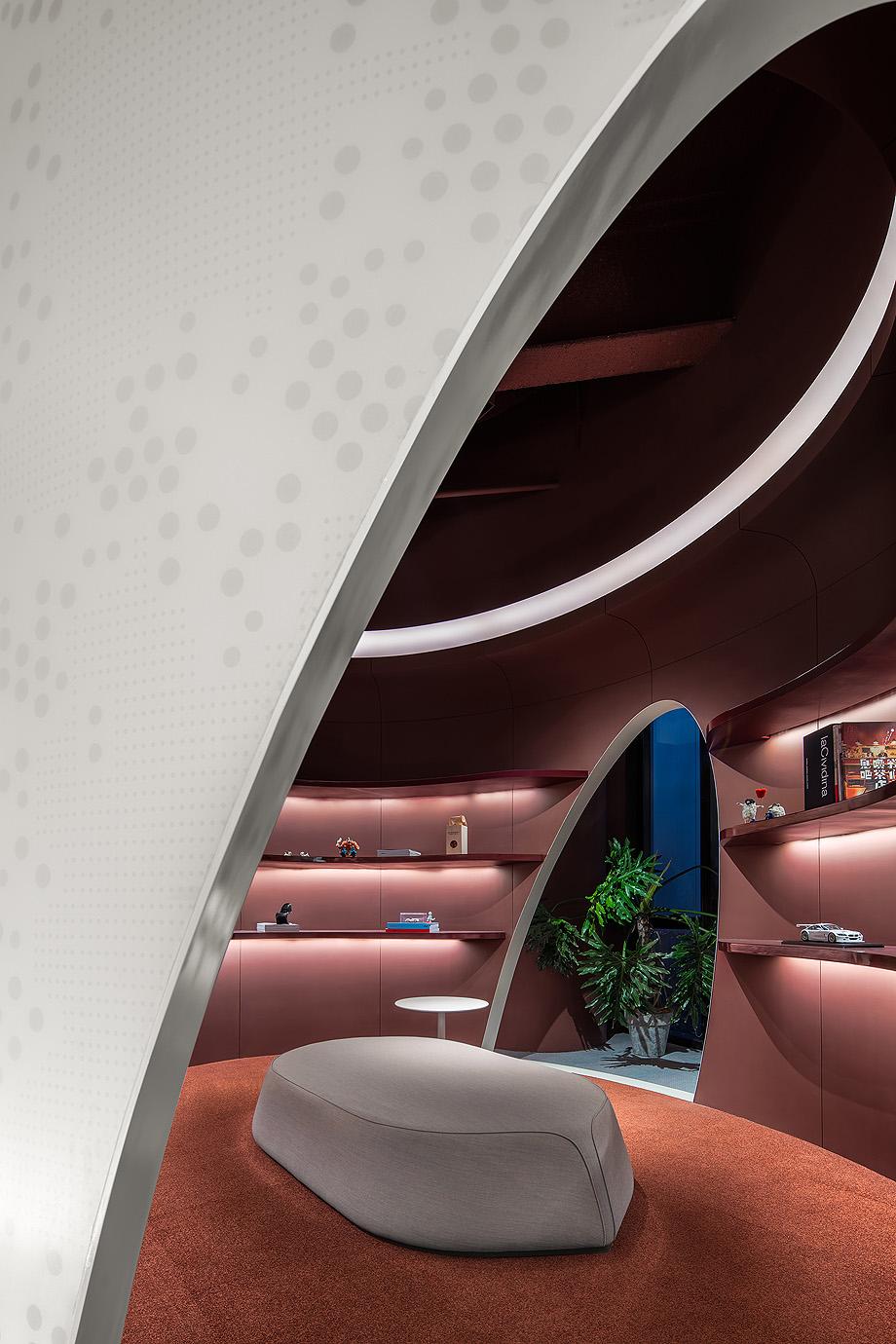 oficinas de new silk road de dang ming (6) - foto tan xiao