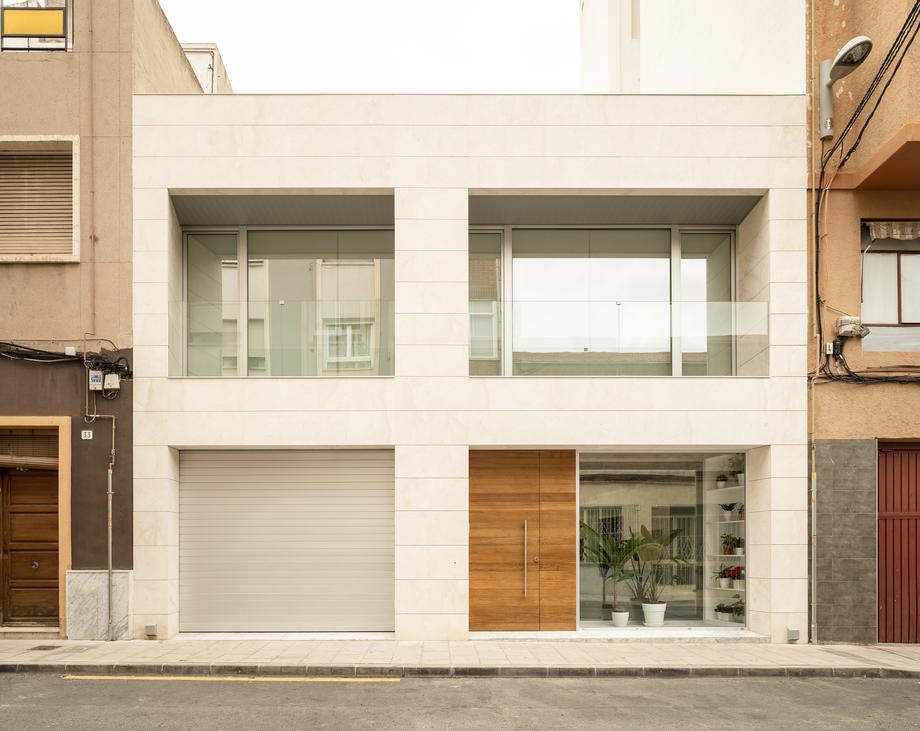 vivienda en elda de pablo muñoz paya arquitectos (1) - foto david zarzoso