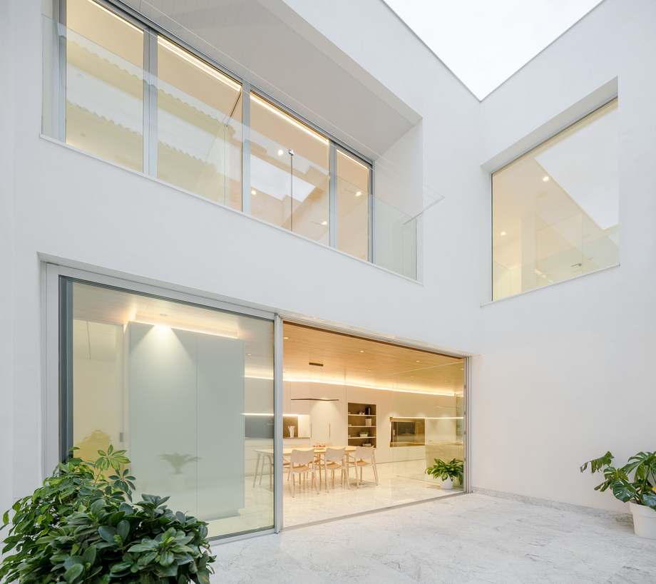 vivienda en elda de pablo muñoz paya arquitectos (10) - foto david zarzoso