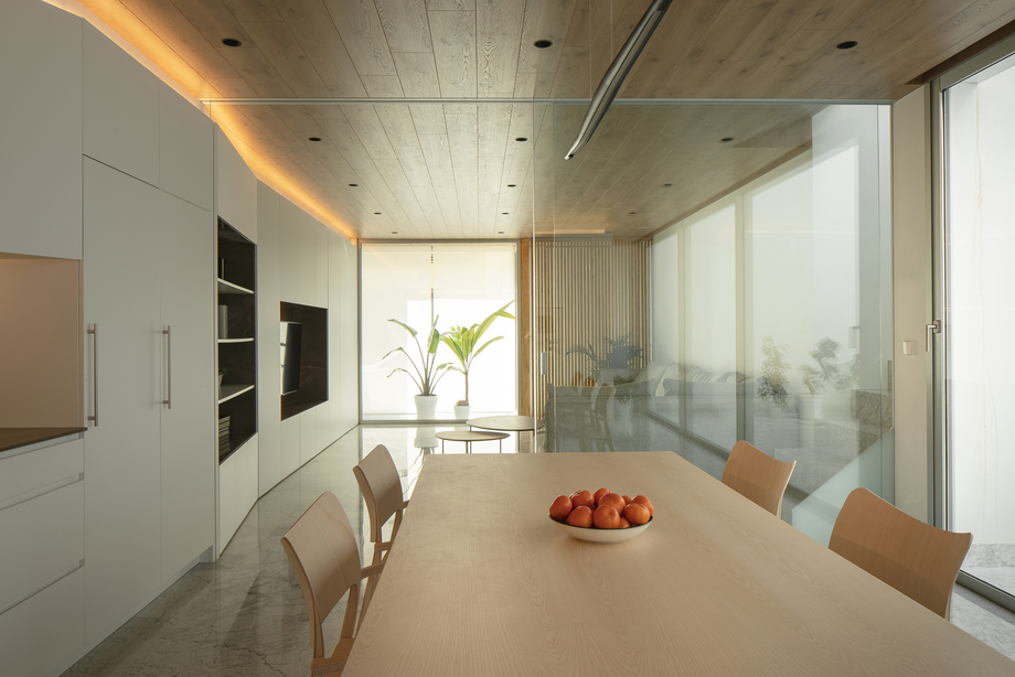 vivienda en elda de pablo muñoz paya arquitectos (11) - foto david zarzoso
