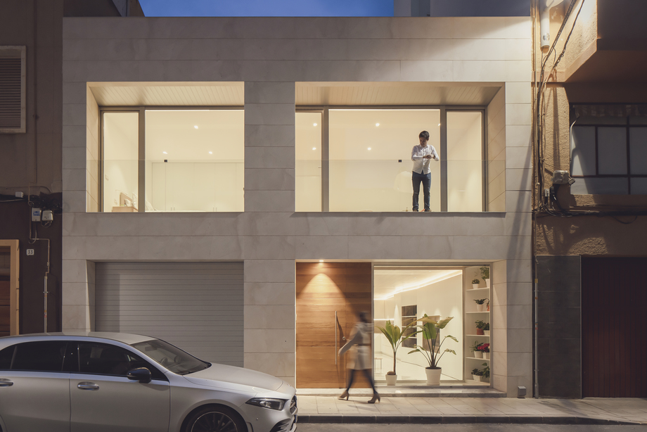 vivienda en elda de pablo muñoz paya arquitectos (22) - foto david zarzoso