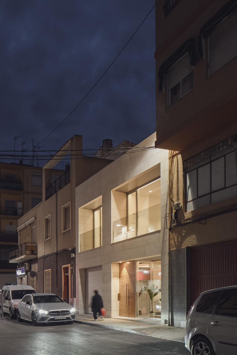 vivienda en elda de pablo muñoz paya arquitectos (23) - foto david zarzoso