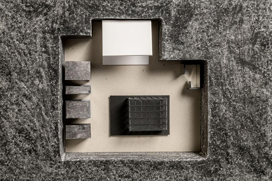 atelier das artes 16 de mmvarquitectos (25) - maqueta