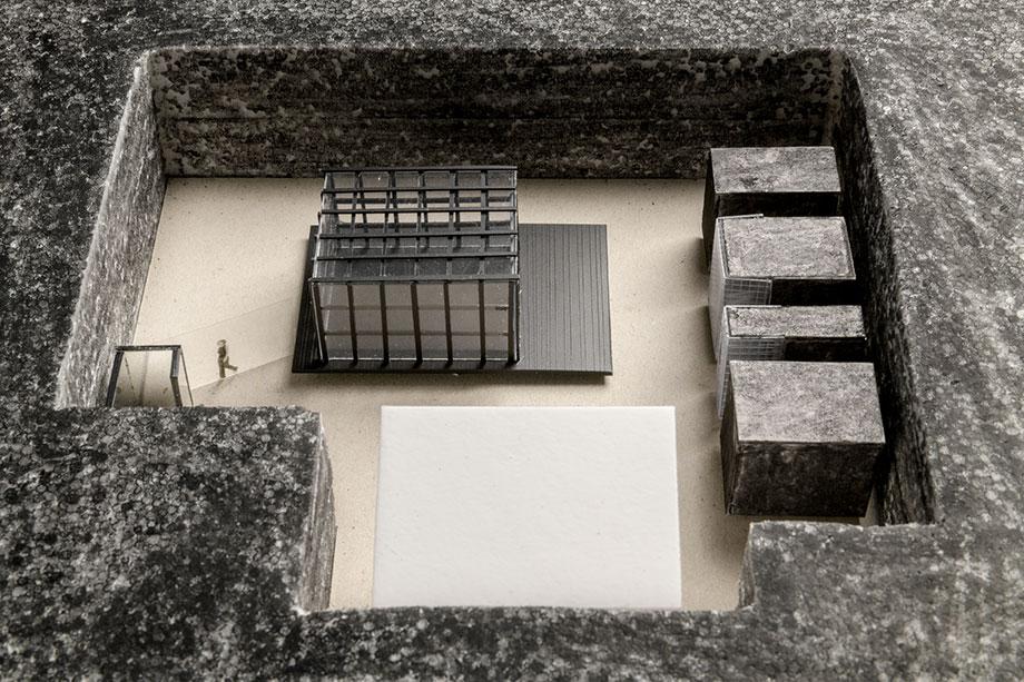 atelier das artes 16 de mmvarquitectos (26) - maqueta