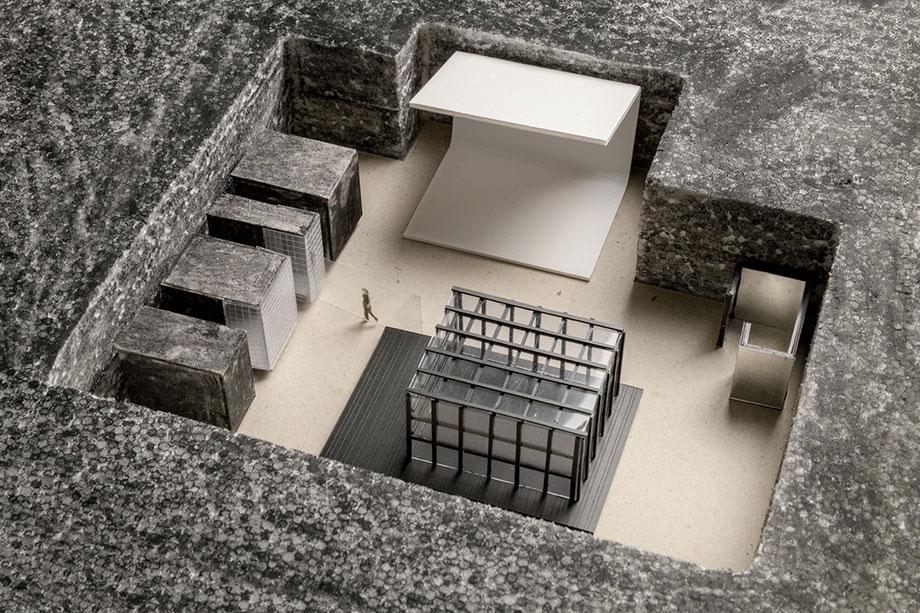 atelier das artes 16 de mmvarquitectos (27) - maqueta