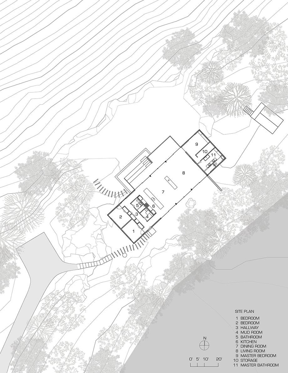 casa ledge de desai chia (15) - plano