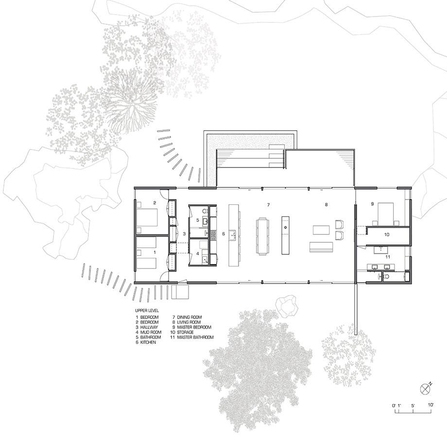 casa ledge de desai chia (16) - plano