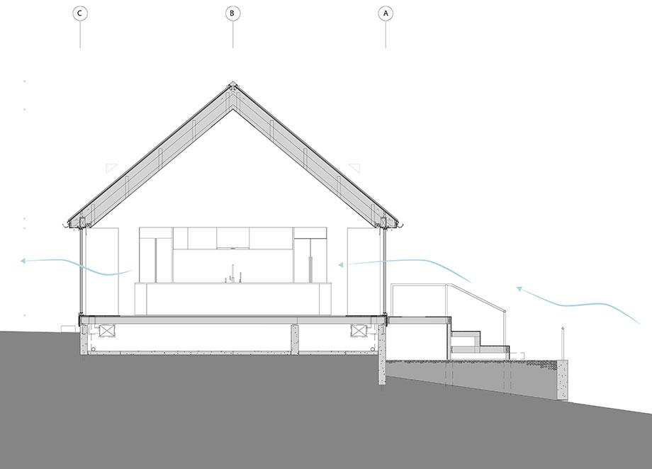 casa ledge de desai chia (17) - plano