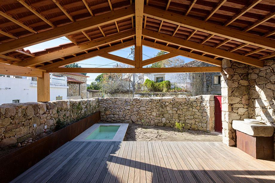 casa rural en portugal de hbg architects (15) - foto ricardo oliveira alves