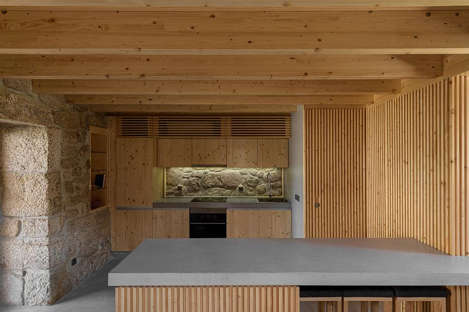 casa rural en portugal de hbg architects (3) - foto ricardo oliveira alves