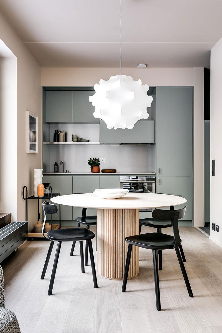 mono apartaments de note design studio - foto henrik nero
