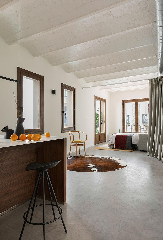 piso en el raval de culto interior design y daniel rotmensch (14) - foto elton rocha