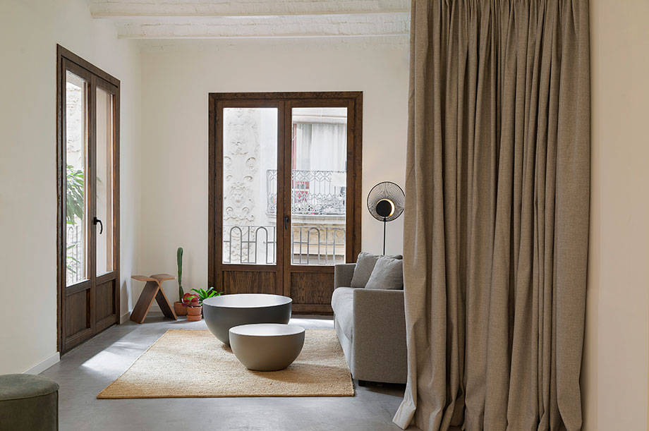 piso en el raval de culto interior design y daniel rotmensch (5) - foto elton rocha
