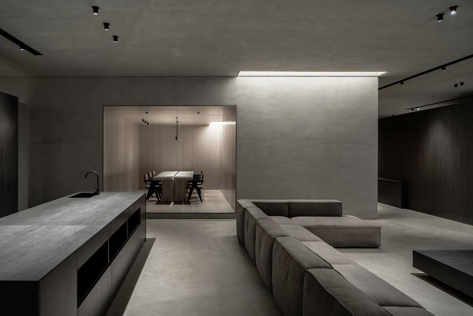 showroom de jst architecture (11) - foto he chuan