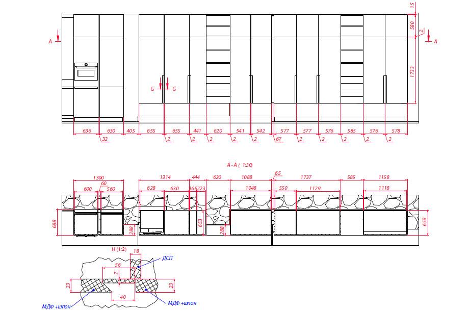 apartamento en kiev de fild (20) - plano