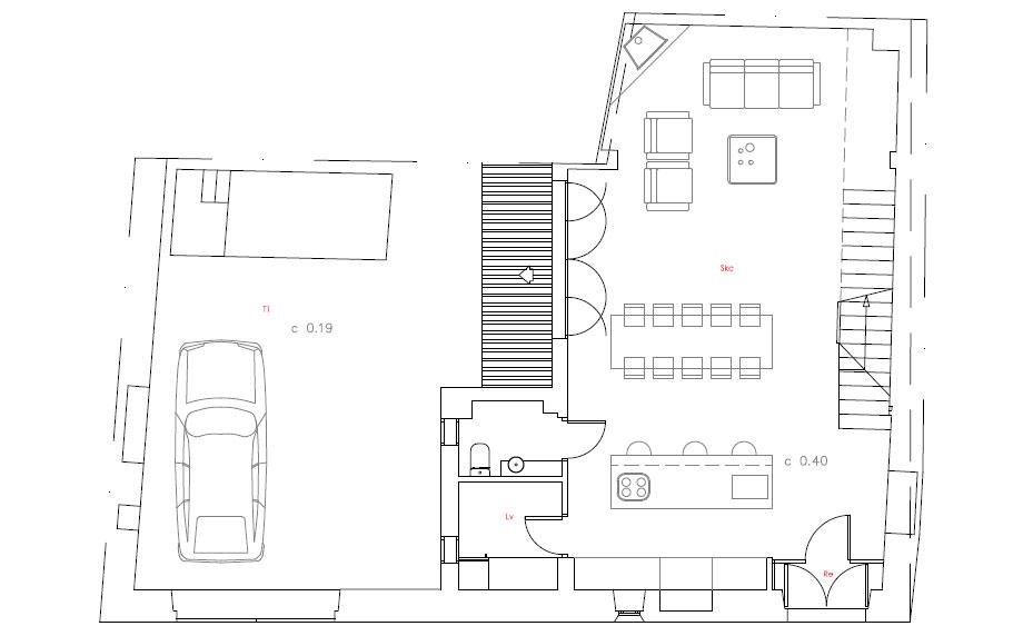 casa lledoner xxxii de minimal studio (21) - plano
