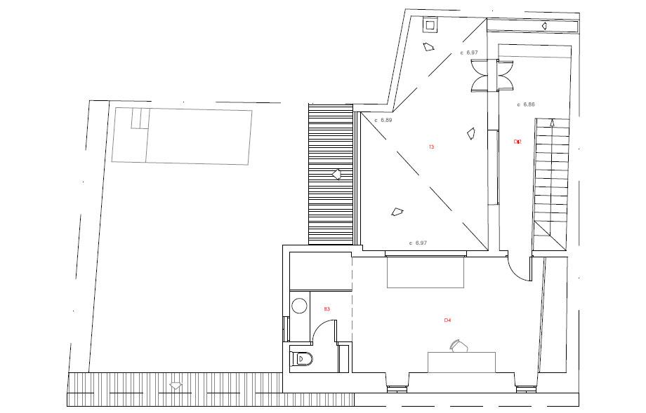 casa lledoner xxxii de minimal studio (23) - plano