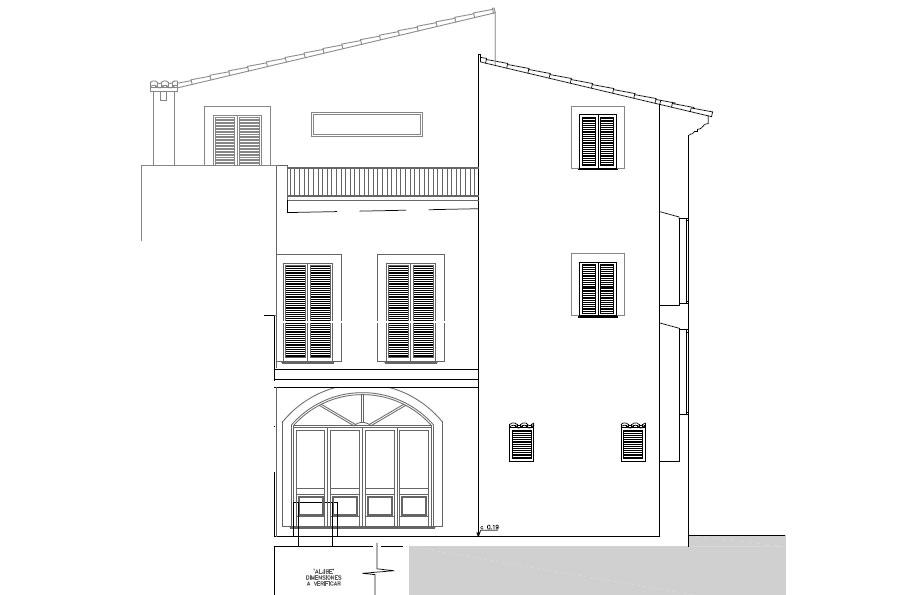 casa lledoner xxxii de minimal studio (25) - plano