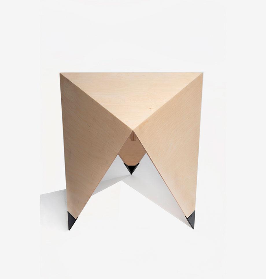 taburete origami de omer cnaani (1)