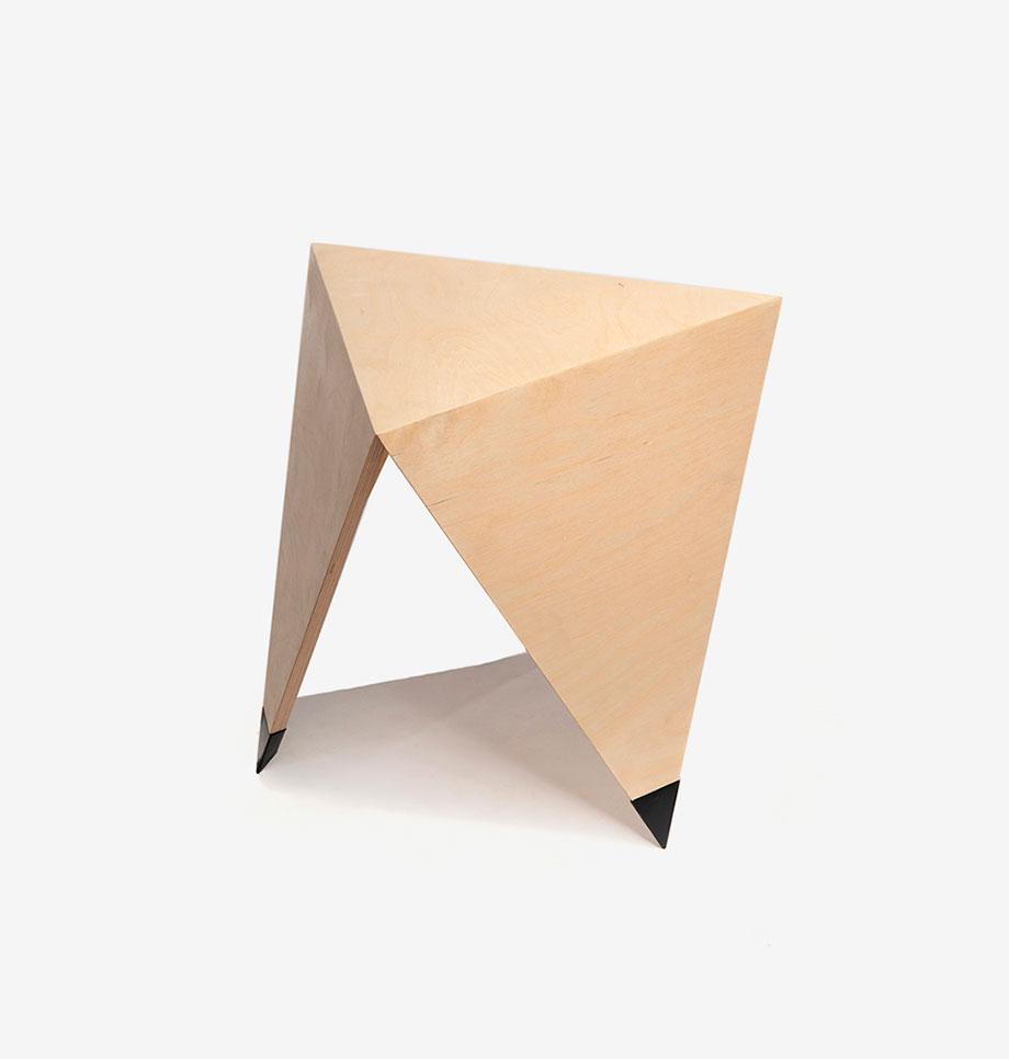 taburete origami de omer cnaani (2)