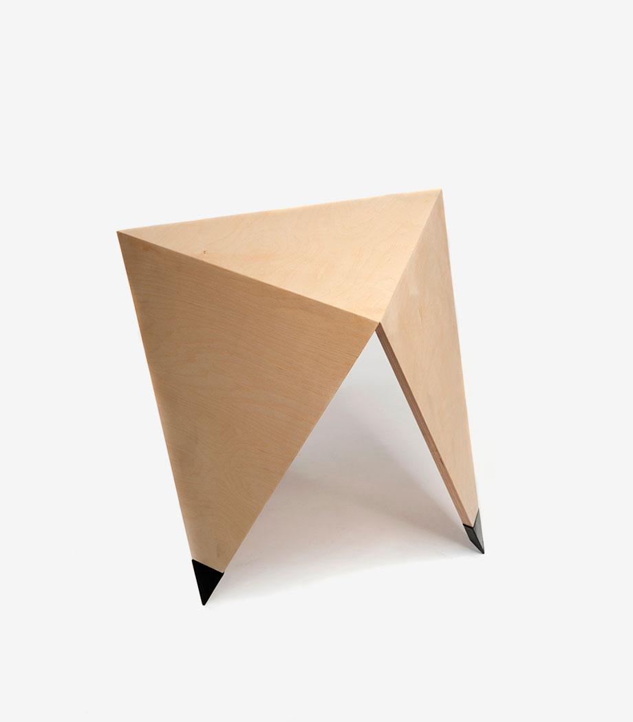 taburete origami de omer cnaani (3)