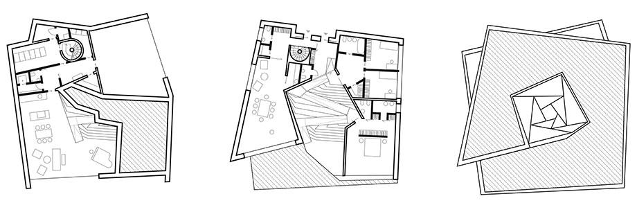 villa sophia de coll coll (23) - plano