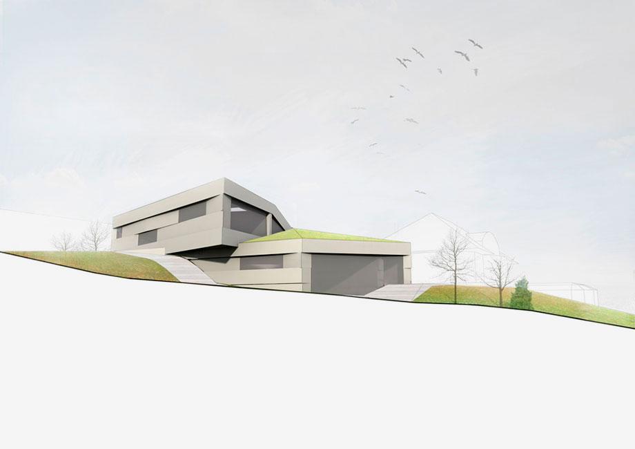 villa sophia de coll coll (26B) - sketch