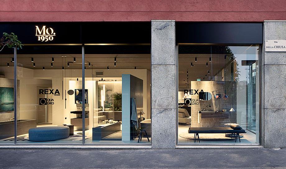 flagship store de quadro en el showroom de mo.1950 (1) - foto lorenzo pennati