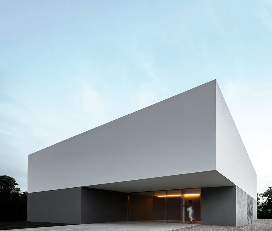 la casa del silencio de fran silvestre arquitectos (2) - foto fernando guerra