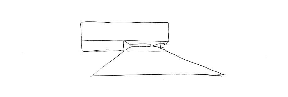 la casa del silencio de fran silvestre arquitectos (25) - esbozos