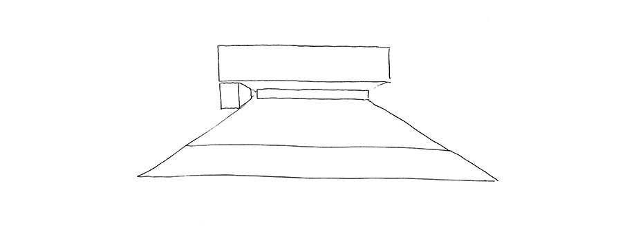 la casa del silencio de fran silvestre arquitectos (27) - esbozos