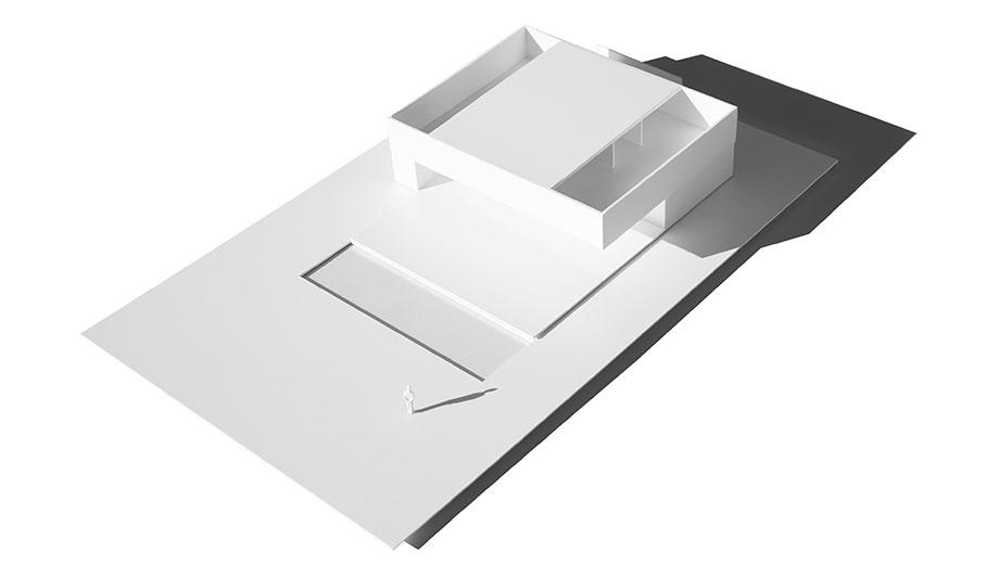 la casa del silencio fran silvestre arquitectos (28) - maqueta