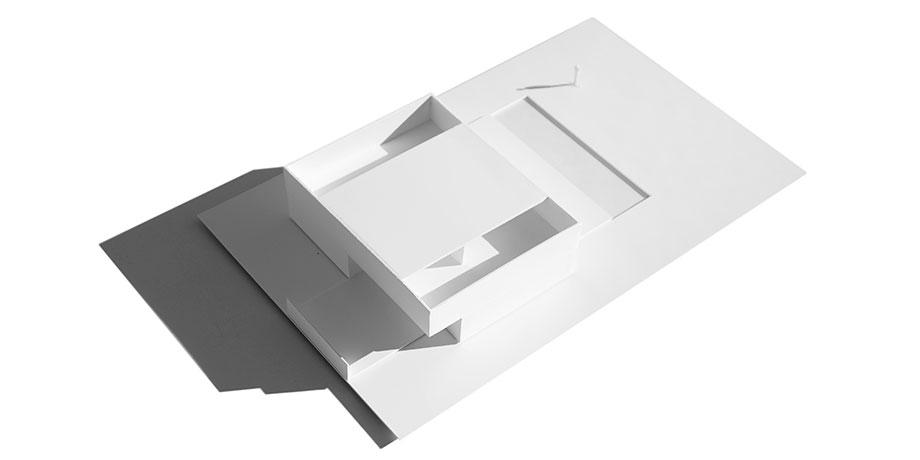 la casa del silencio fran silvestre arquitectos (29) - maqueta