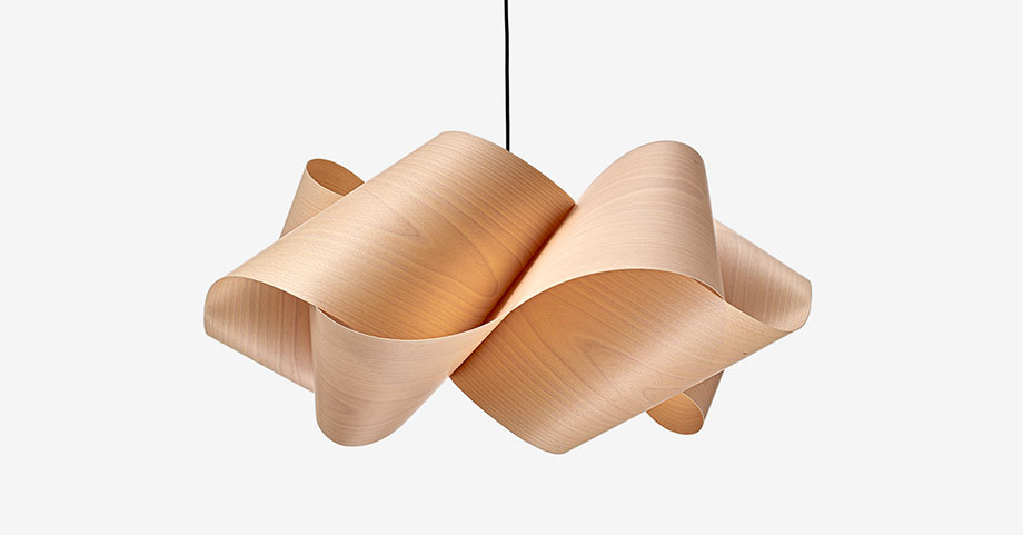 lampara swirl de ray power para lzf lamps