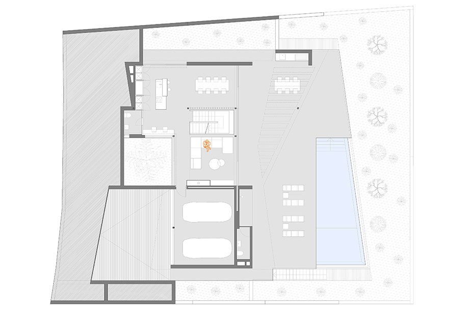 villa ambar de maarquitectura - plano (23)