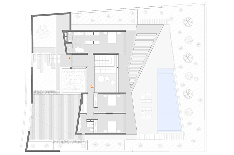 villa ambar de maarquitectura - plano (24)