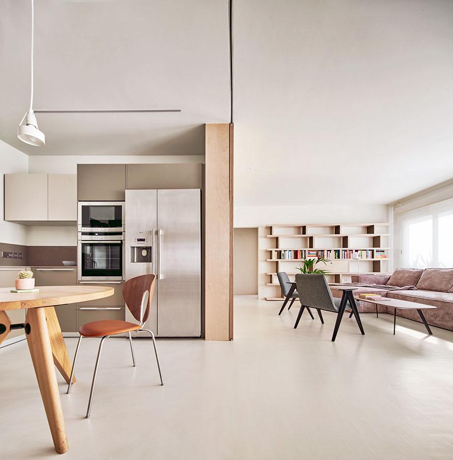 vivir la arquitectura - innovation showroom de pati nuñez y estudio vilablanch (4) - foto jose hevia
