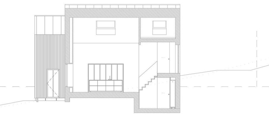 archipielago house de norm architects (30) - plano