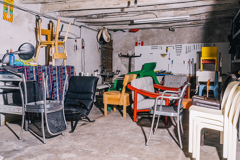 garaje de stefano colli (1) - foto leo garcia mendez